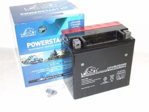 Leoch YTX14-BS - AGM Motorcycle Battery